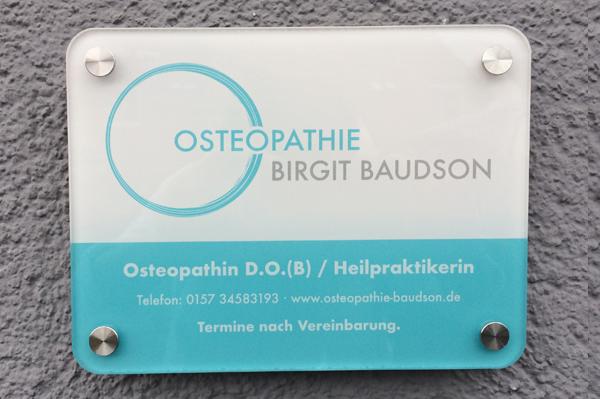 Heilpraktikerin Birgit Baudson